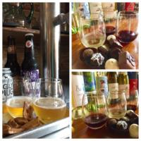 Choctoberfest Wine, Beer & Chocolate Pairing